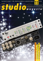 New MC-3+ Smart Clock Review released in Germany's Studio Magazin