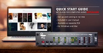 MC-3+USB Quick Start guide for computer audio now available as free download