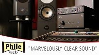 Marvelously Clear Sound