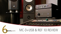MC‑3+USB & REF 10 reviewed by 6moons.com